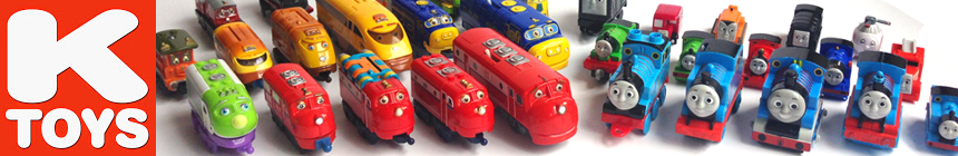 Toys for boys - trains, cars, planes, Thomas and Friends, Mega Bloks, Chuggington